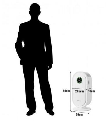 Purificador de aire VENTUS Luz UV + HEPA13