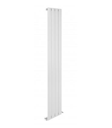 Olimpo radiador de Agua de diseño Blanco 1800x459